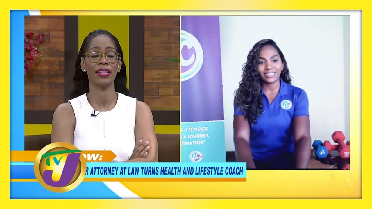 Former Attorney Turns Health & Lifestyle Coach: TVJ Smile Jamaica - January 18 2021 1