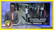 School Amid the Covid Pandemic in Jamaica - January 18 2021 3