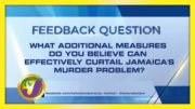 TVJ News: Feedback Question - January 18 2021 2