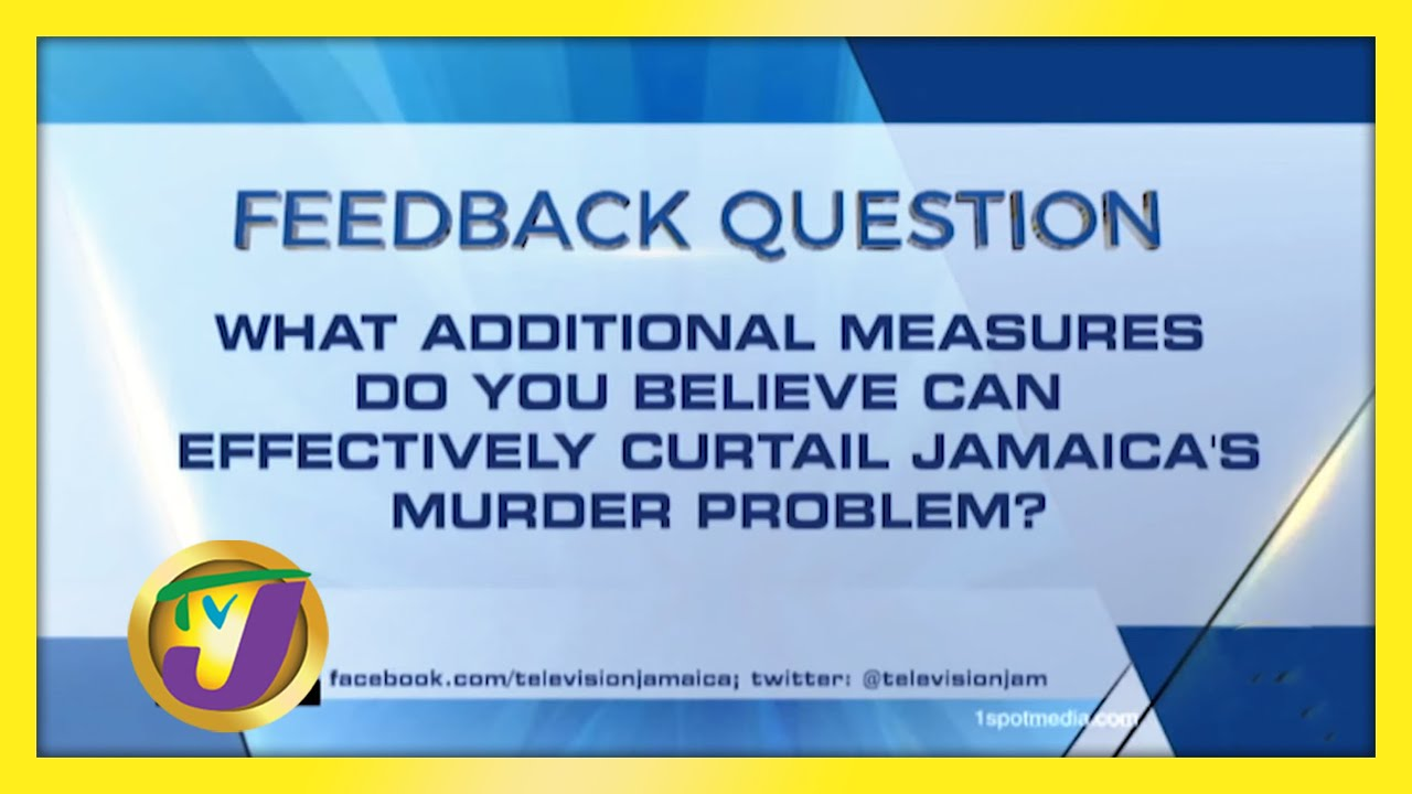 TVJ News: Feedback Question - January 18 2021 1