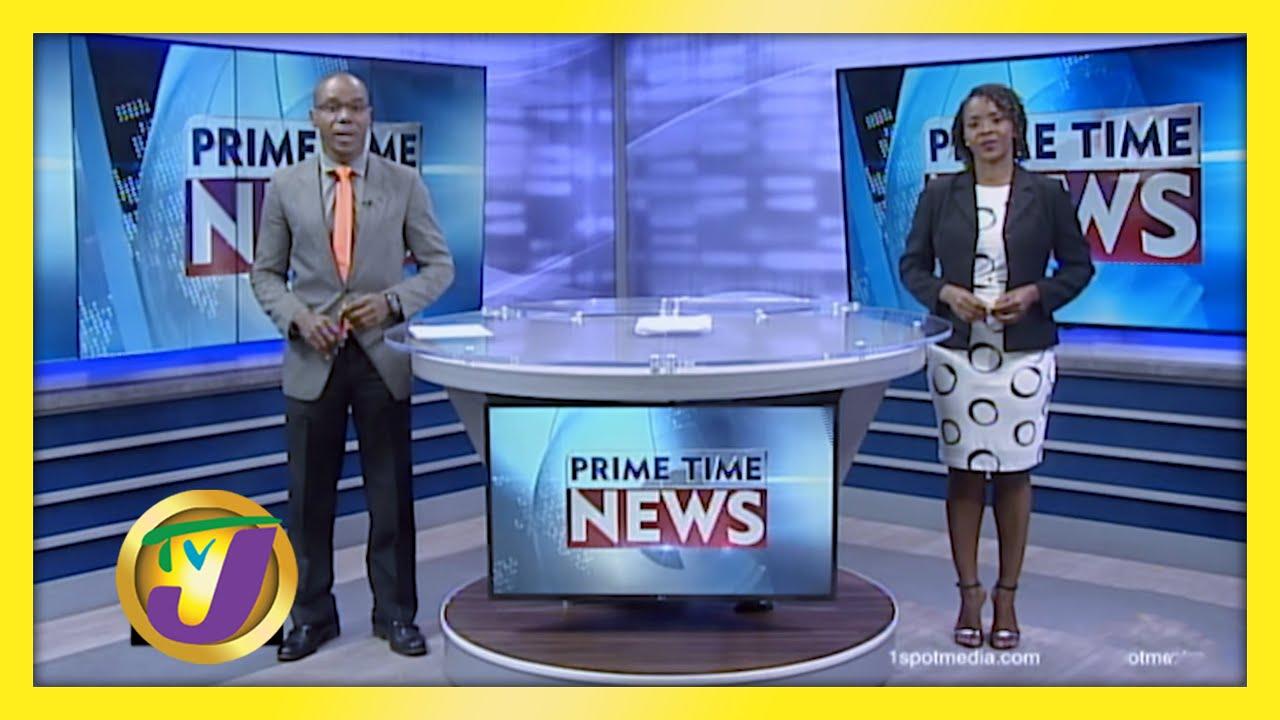 TVJ News: Jamaica Headlines News Today - January 18 2021 1