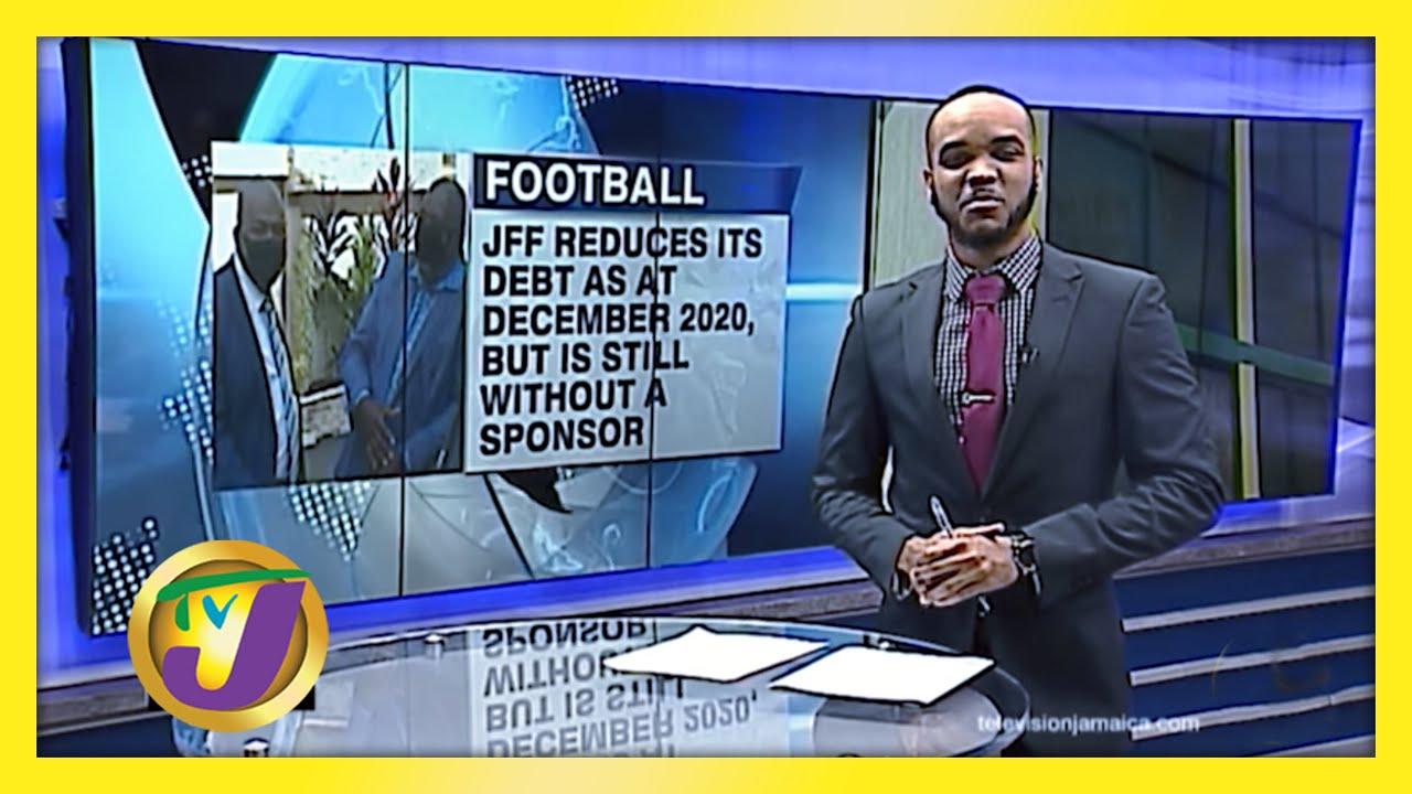 TVJ Sports News: Headlines - January 18 2021 1