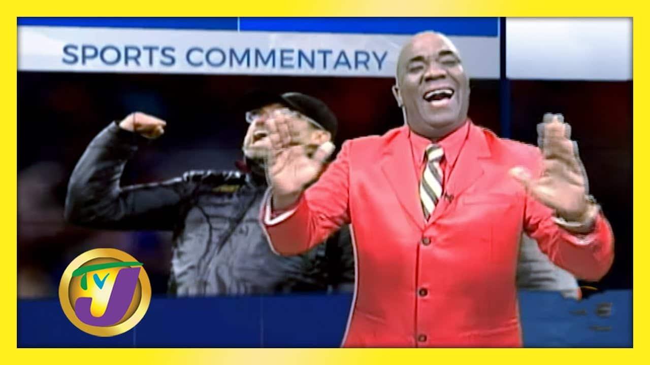 TVJ Sports Commentary - January 18 2021 1