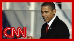 Barack Obama's historic 2009 inaugural address 1