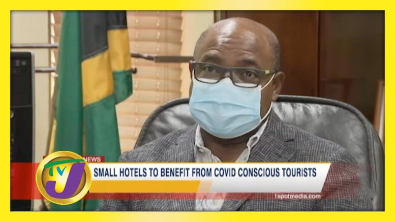 Small Hotels to Benefit from Covid Conscious Tourists: TVJ Business Day - January 3 2021 1