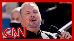 "Garth Brooks sings ""Amazing Grace"" at Biden's inaguration 5"