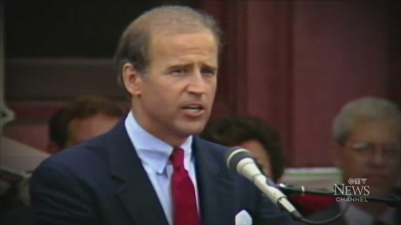 A look back at Joe Biden's path to U.S. president 1
