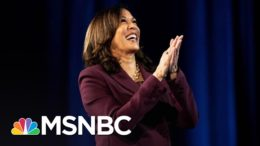 Historic Significance Of Kamala Harris Becoming Vice President | The 11th Hour | MSNBC 2