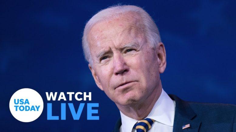 Joe Biden visits Georgia ahead of crucial Senate runoff race (LIVE) | USA TODAY 1