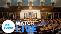 U.S. House to vote on impeachment of President Trump (LIVE)   USA TODAY 1