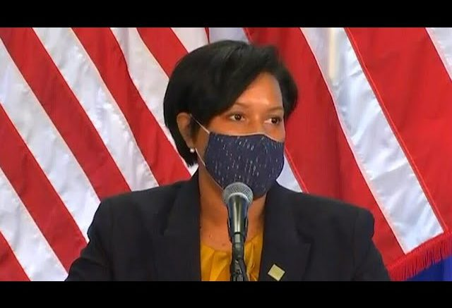'Textbook terrorism': D.C. Mayor Muriel Bowser on Capitol riots 1