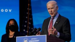 "Biden on Trump skipping inauguration: ""One of the few things he and I have ever agreed on"" 6"