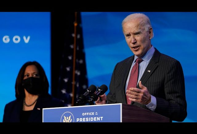 """Biden on Trump skipping inauguration: """"One of the few things he and I have ever agreed on"""" 1"""