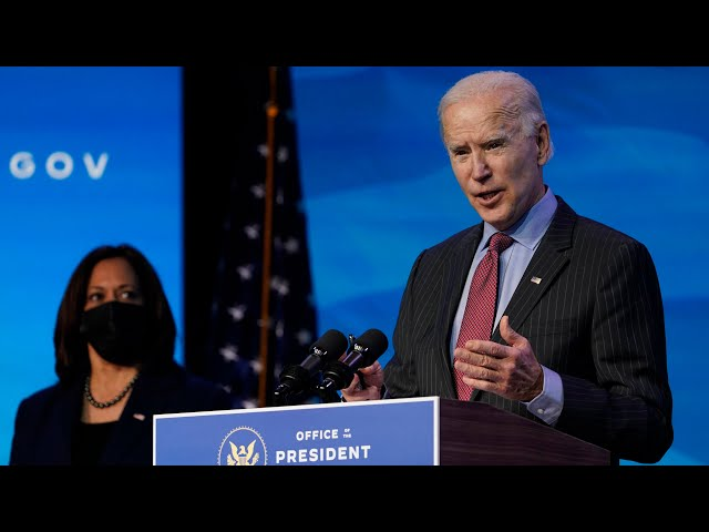 """Biden on Trump skipping inauguration: """"One of the few things he and I have ever agreed on"""" 4"""