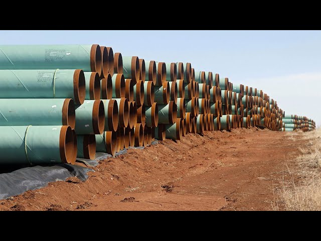Biden administration plans to scrap Keystone XL pipeline 1