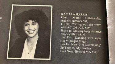 Looking back at Kamala Harris' journey 10
