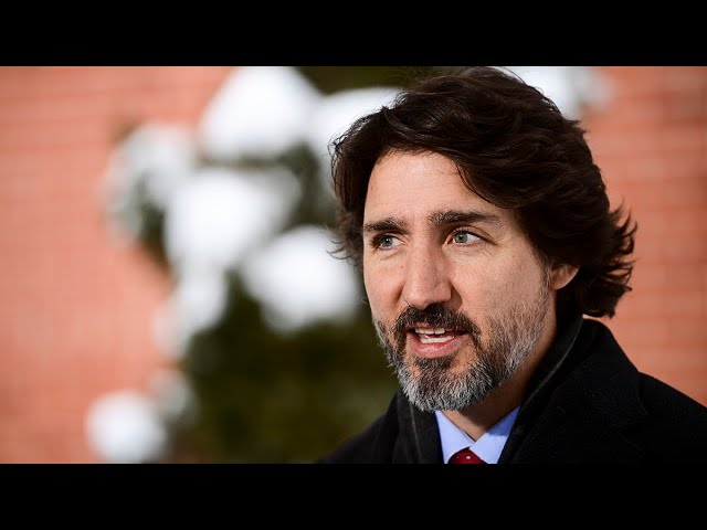 PM Justin Trudeau on Payette's resignation and Pfizer vaccine delay 9