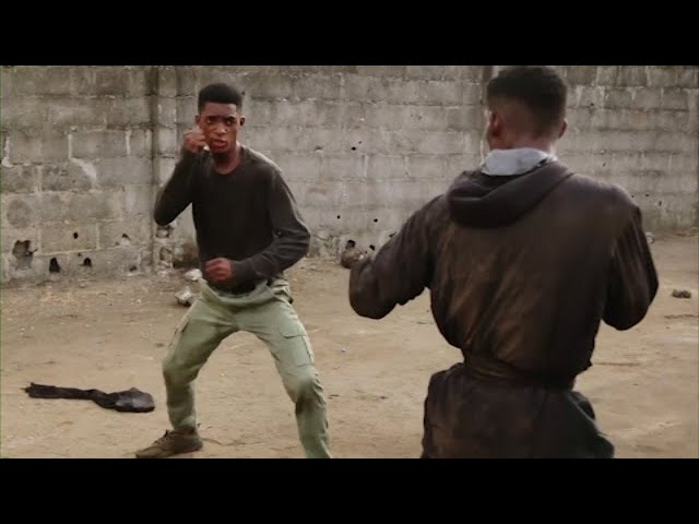 Nigerian stunt crew aims to bolster Nollywood's action genre 6