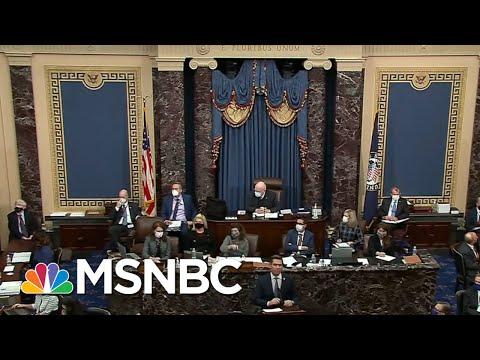 Harrowing New Audio Reveals Panic As Trump Mob Overran Capitol Police   Rachel Maddow   MSNBC 1