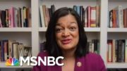 Rep. Jayapal Talks About The 13 Minute Montage Video Of The Capitol Riot | MTP Daily | MSNBC 3