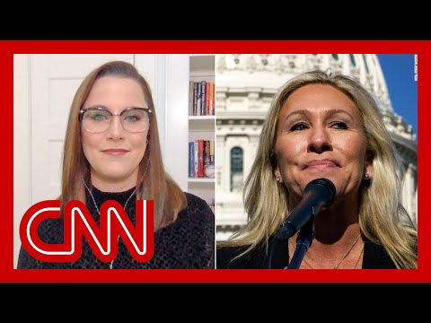Cupp: Marjorie Taylor Greene is in Congress to get famous 1