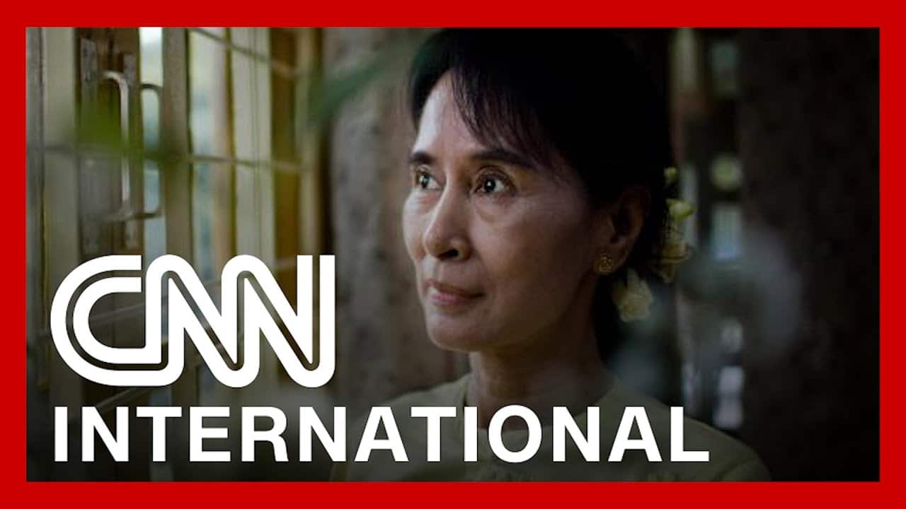 CNNi: Coup in Myanmar after Aung San Suu Kyi and leaders detained 7