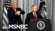 Stand By Your Man: GOP Can't Seem To Quit Trump | The 11th Hour | MSNBC 5