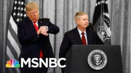 Stand By Your Man: GOP Can't Seem To Quit Trump | The 11th Hour | MSNBC 6