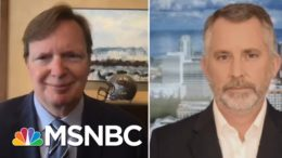 Republicans Who Voted To Convict Trump Face Backlash Within Their Party | Andrea Mitchell | MSNBC 6