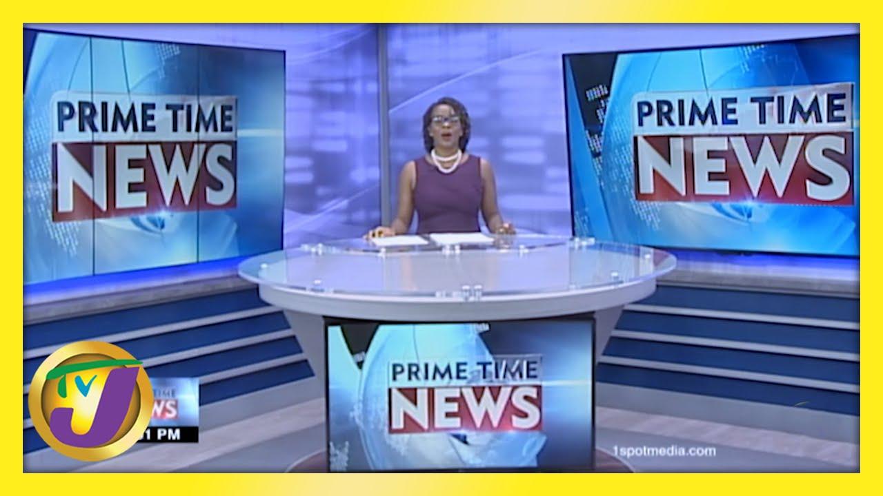 TVJ News: Jamaica News Headlines - February 15 2021 1
