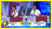 Maggotty High vs Camperdown High: TVJ SCQ 2021 - February 15 2021 3
