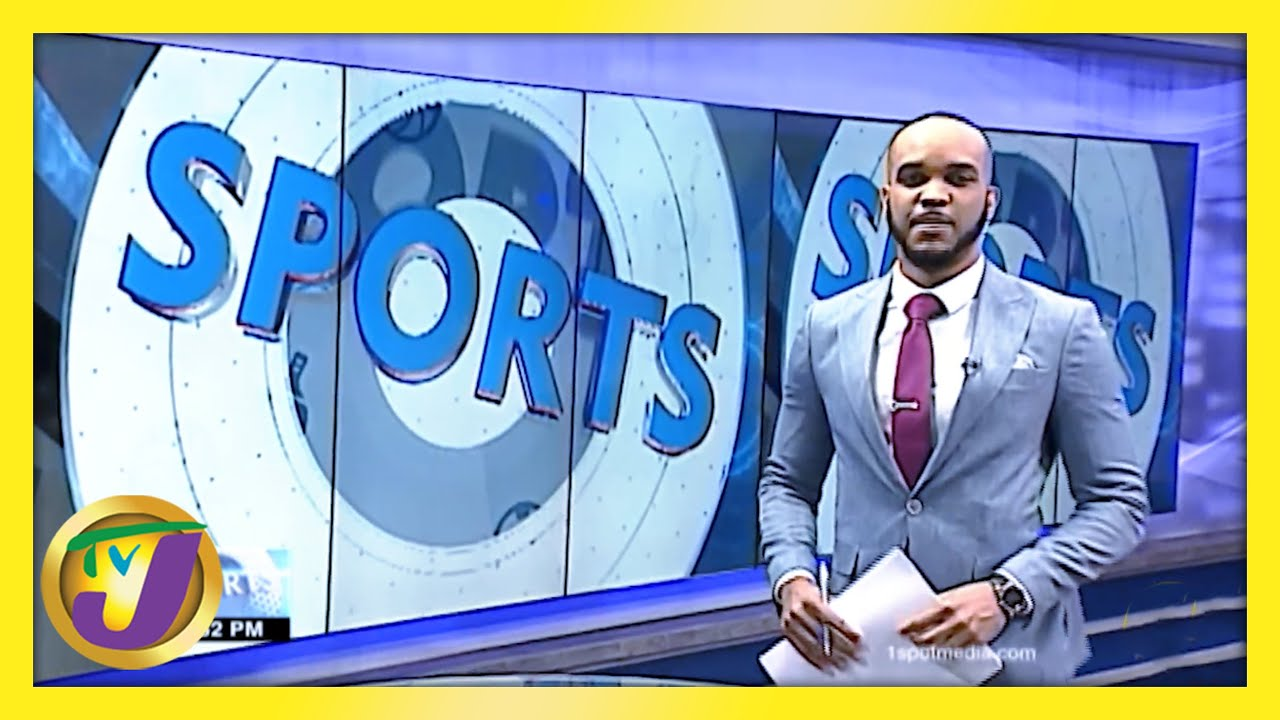TVJ Sports News: Headlines - February 15 2021 1