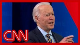 Biden cracks joke when asked about what it's like in White House now 5