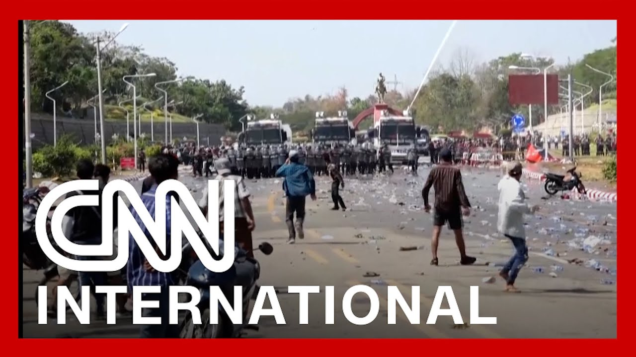 Risk of violence grows in Myanmar as protesters remain defiant 1