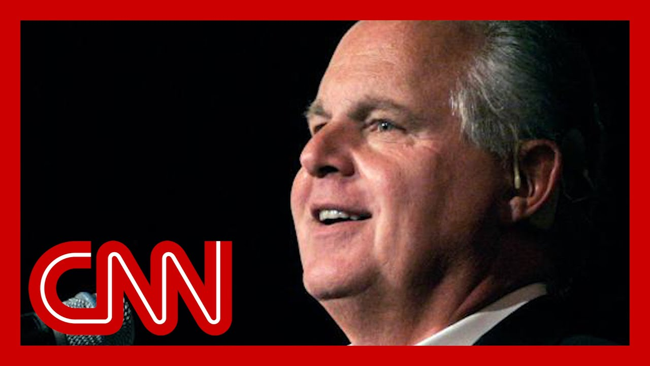 Rush Limbaugh dies at age 70. This is why he was so important 1