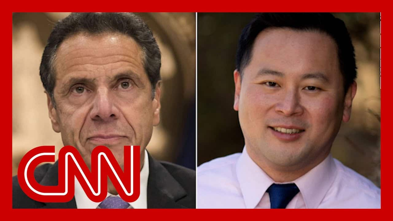New York assemblyman gives details of call from Gov. Cuomo 1