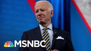 Biden Talks Vaccines, Covid Aid, And His Agenda At Town Hall | The 11th Hour | MSNBC 6