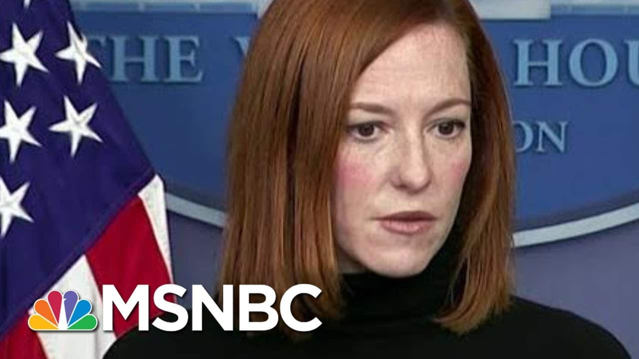 White House Announces Increase In Vaccine Distribution | Morning Joe | MSNBC 1
