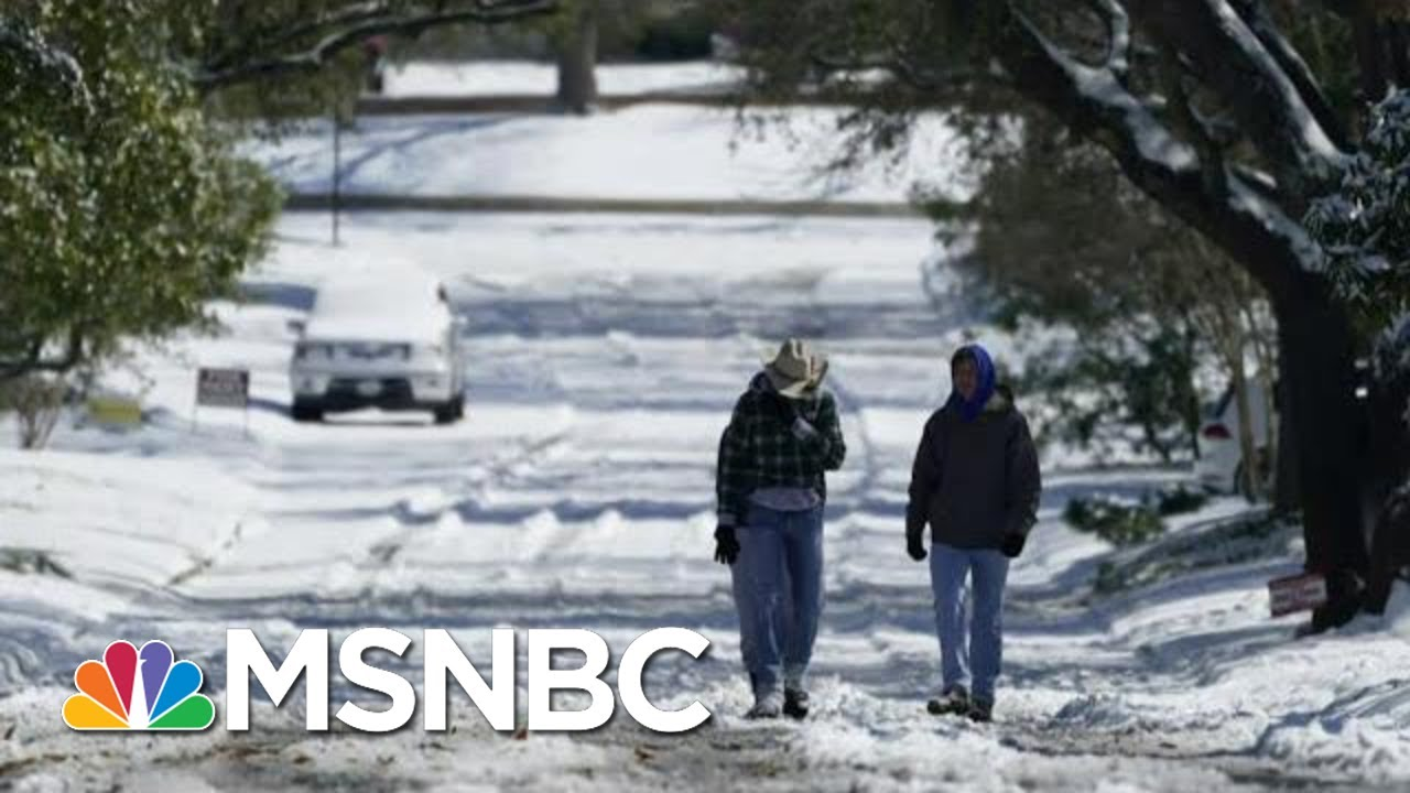 Texas' Energy Grid Gets Fresh Scrutiny Following Major Storm | Morning Joe | MSNBC 1