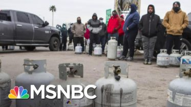 Texas Grapples With Power Issues As Cold Snap Has Turned Into Crisis | Craig Melvin | MSNBC 6