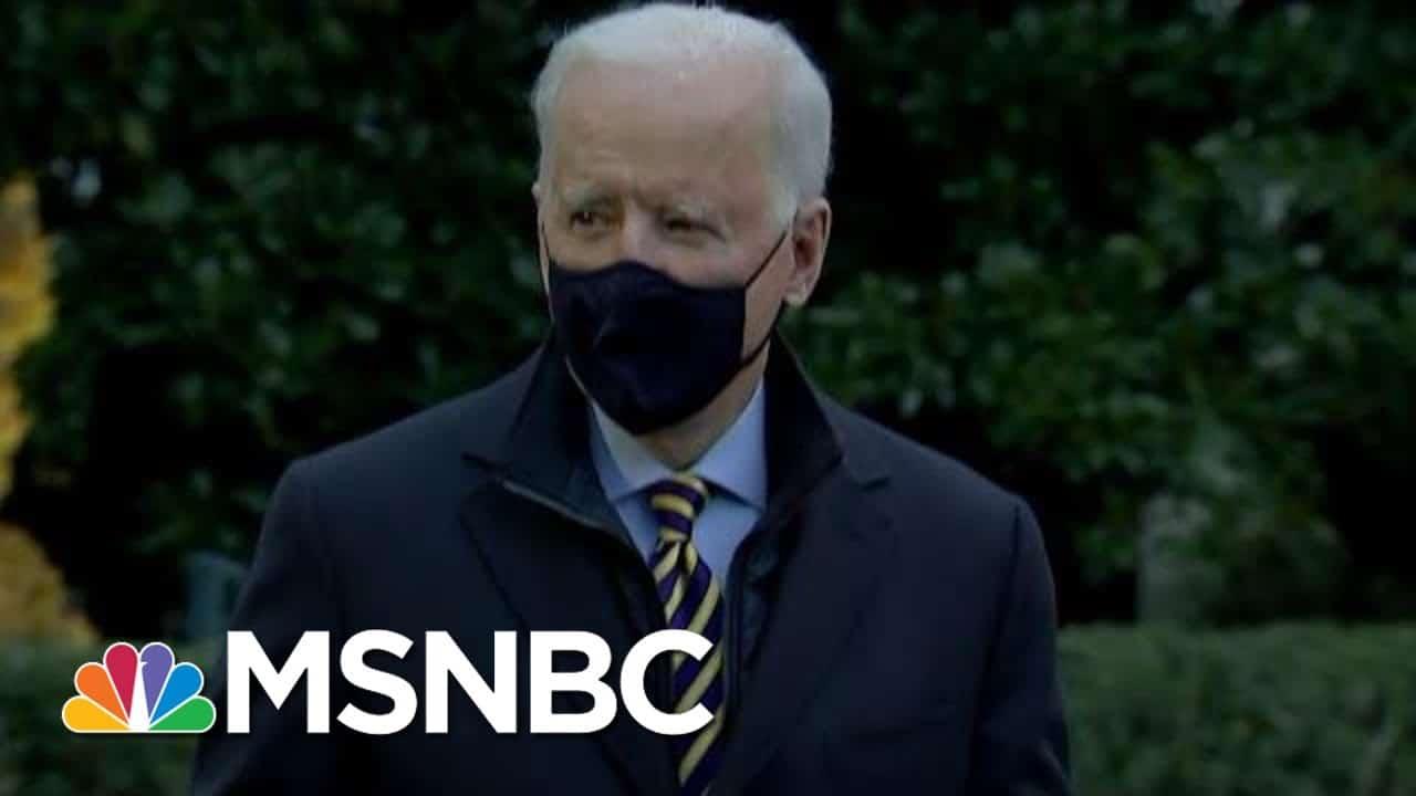 Tired Of Losing?: Biden Beats Trump... Again   The Beat With Ari Melber   MSNBC 1