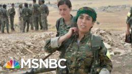 Book Chronicles The Women Fighters Who Took On ISIS | Morning Joe | MSNBC 8