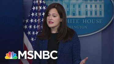 White House Gives Update On SolarWinds Hack Investigation | MSNBC 6
