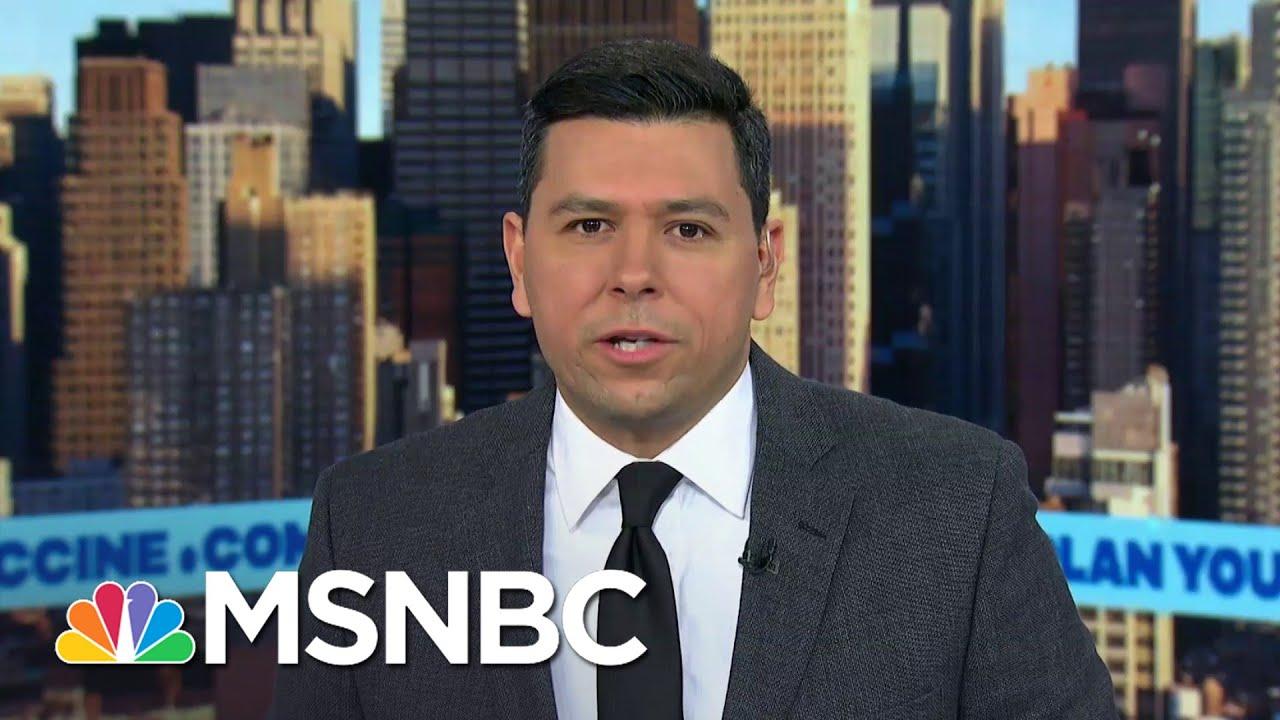 Pennsylvania AG On GOP Targeting Voting Laws | Ayman Mohyeldin | MSNBC 1