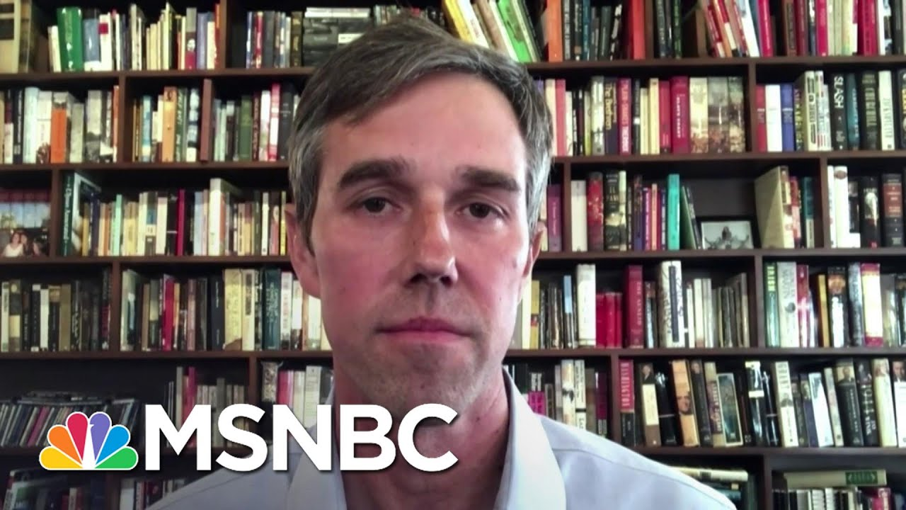 Beto O'Rourke: Biden Admin. Has 'Stepped Up And Is Sending Much Needed Assistance' To TX   Deadline 2