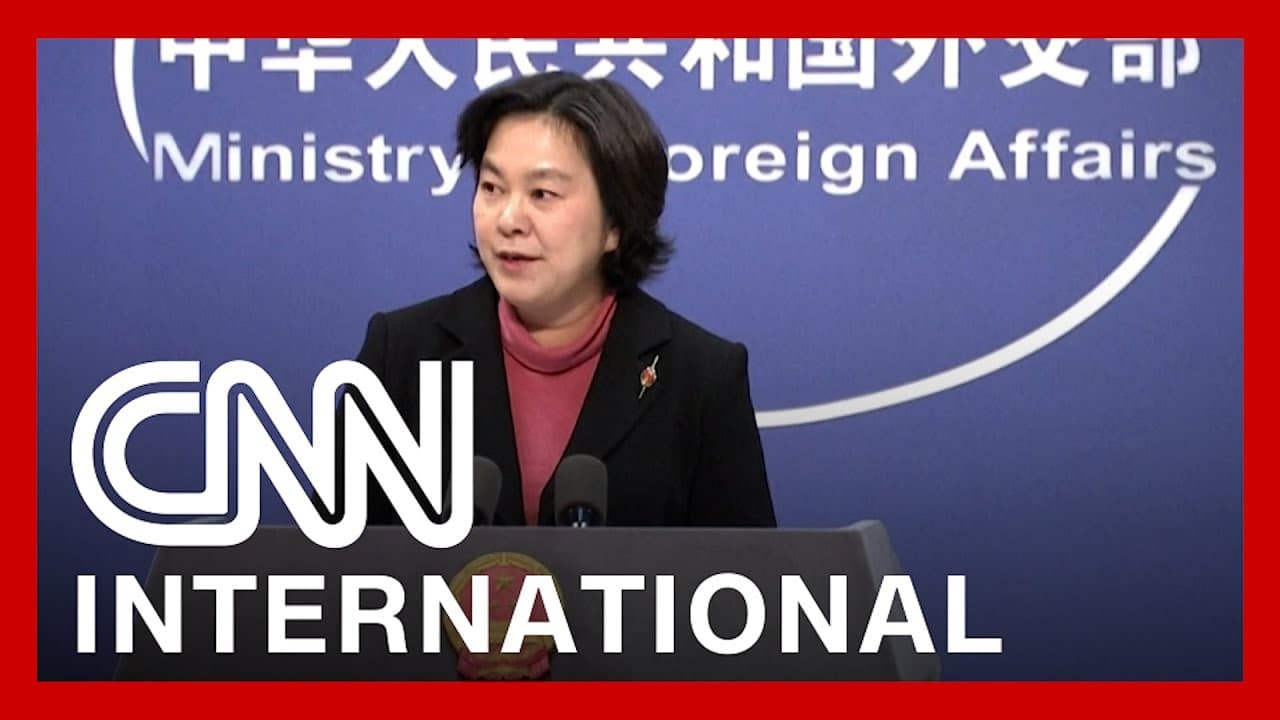 US lab at center of Covid-19 conspiracy pushed by China 1