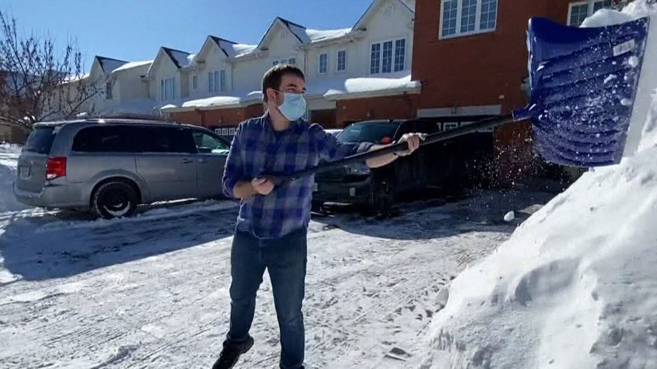 This Ottawa man moved his car on the street to shovel his driveway, police give him a ticket 7