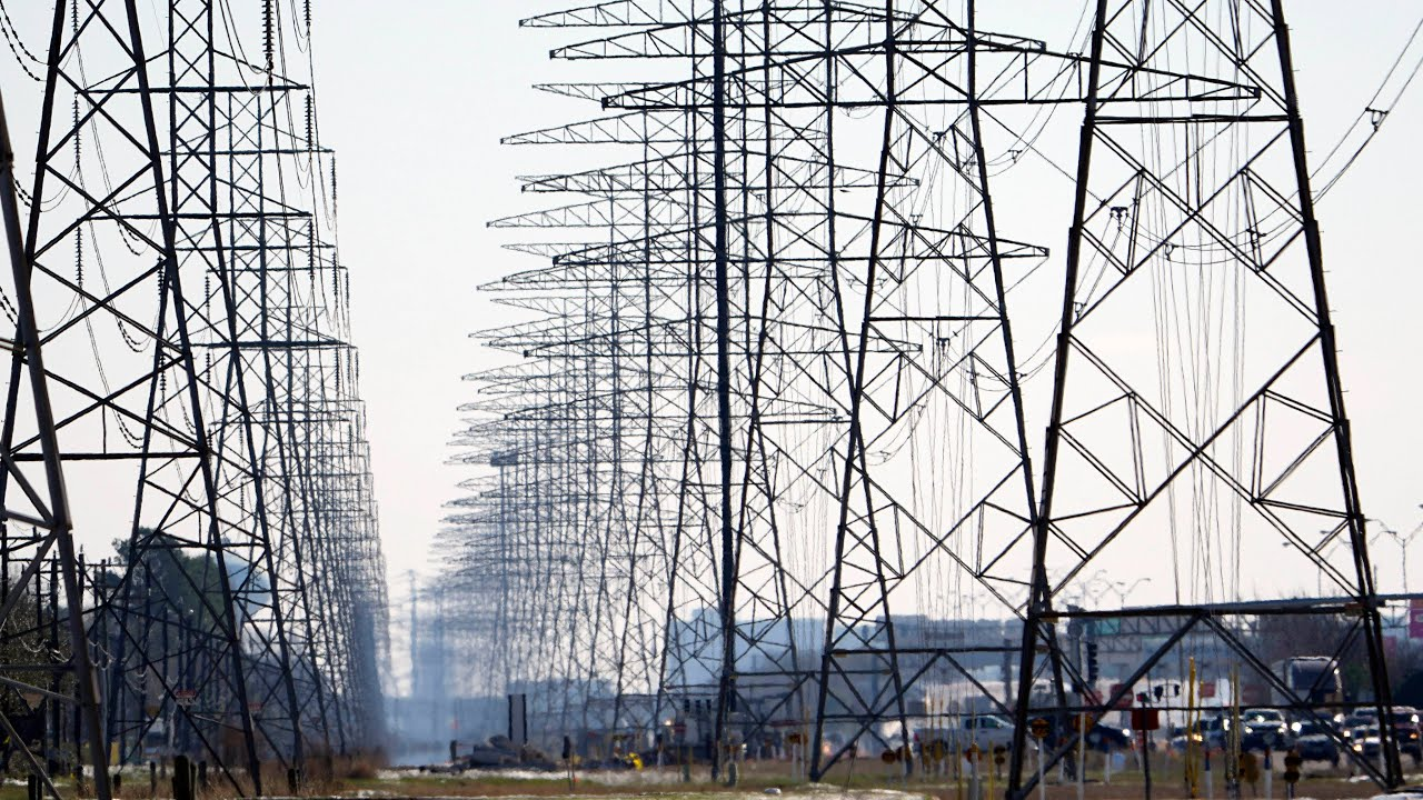 Texas is an energy capital of the world, so why was the power grid so vulnerable? 1
