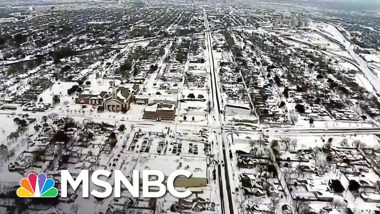Texas Congressman: 'This Was Foreseeable. We Knew This Storm Was Coming' | The Last Word | MSNBC 8