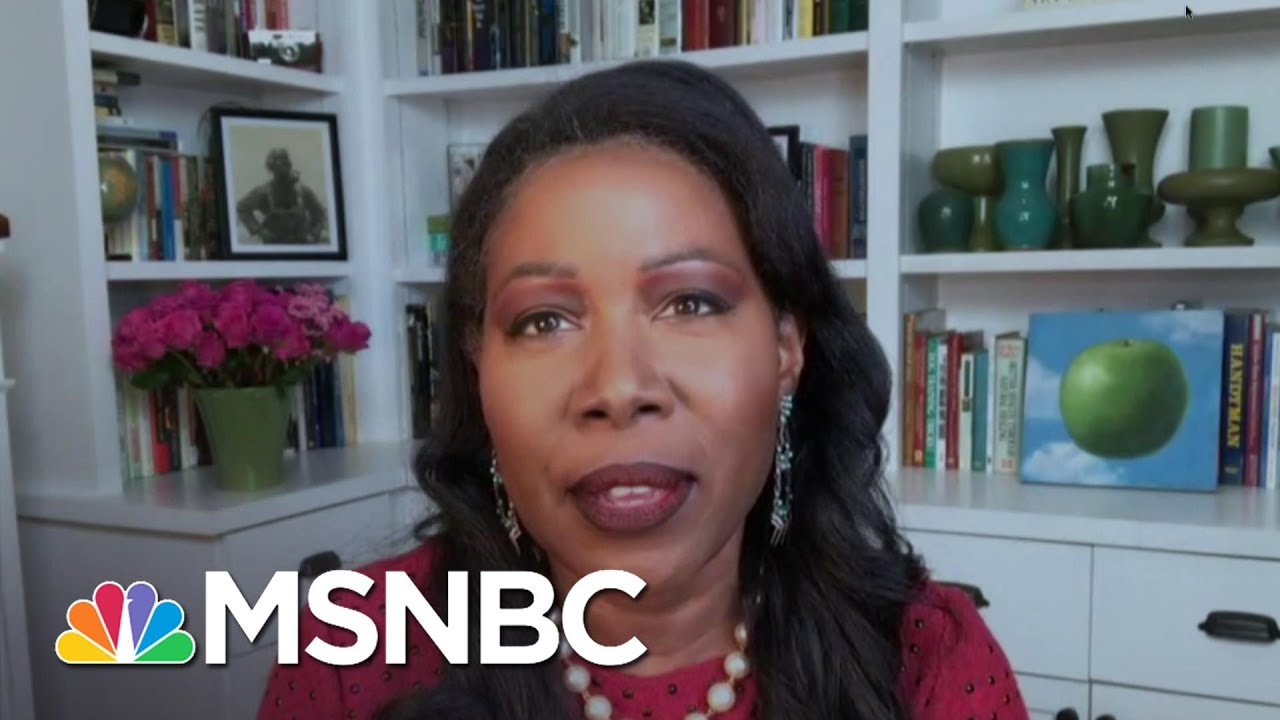 Isabel Wilkerson On The New Reconstruction Era In America | The Last Word | MSNBC 1